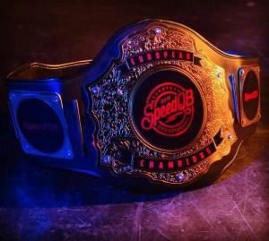 Winners belt