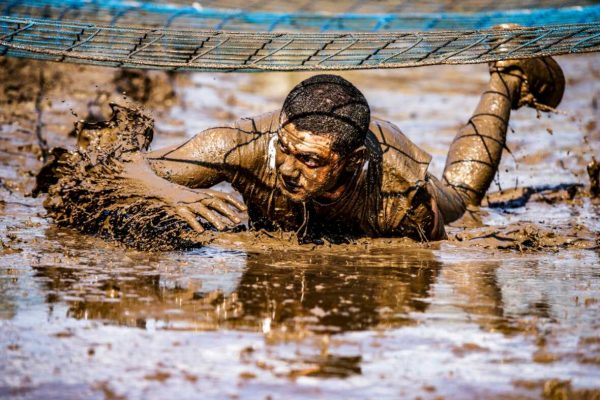 US Army 7th Army Training Command, Rugged Terrain Obstacle Run, Grafenwöhr Training Area Germany 06-04-2019
