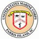 US Marine Corps Depot Parris Island logo