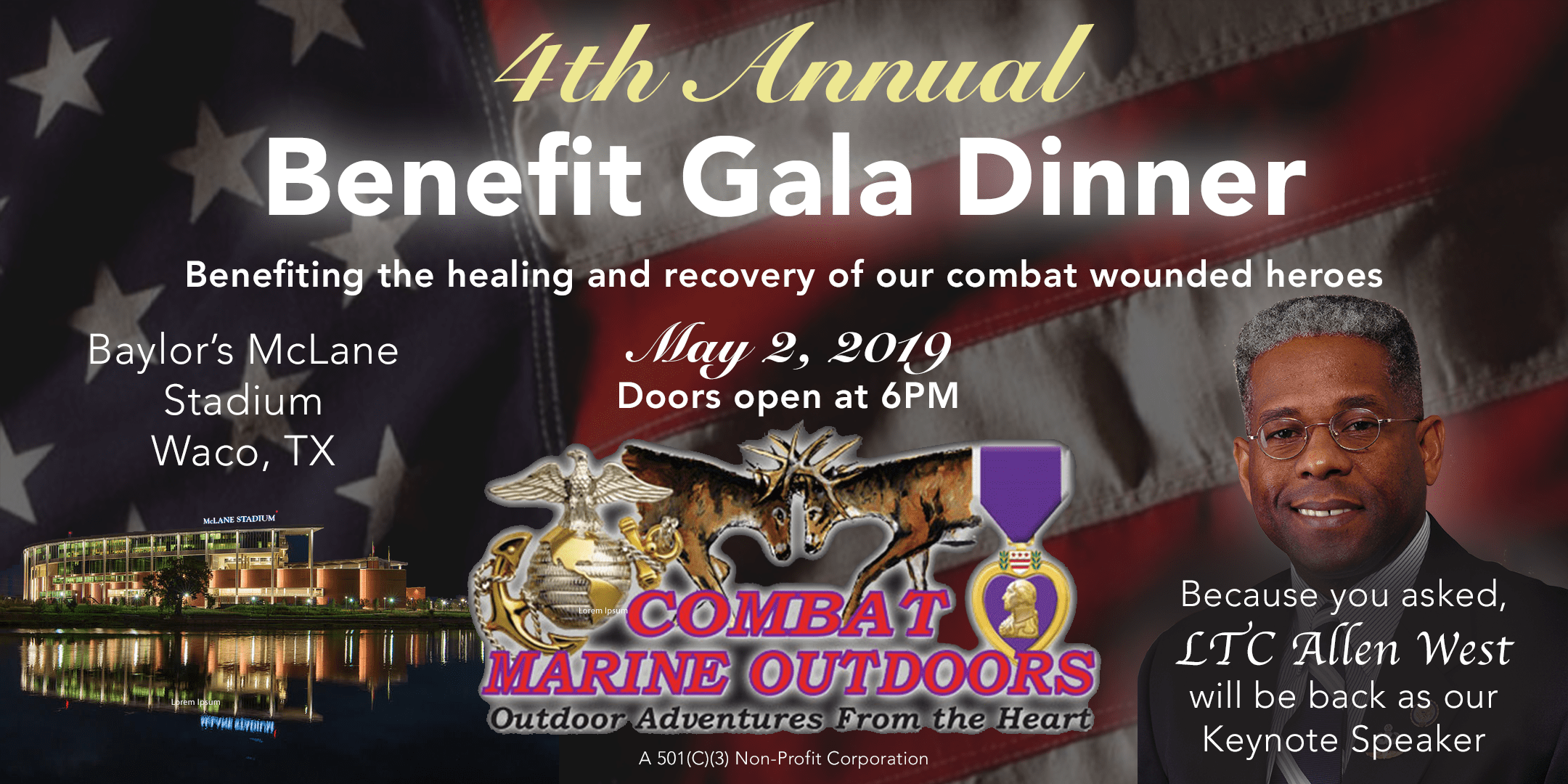 CMO 4th Annual Benefit Gala Dinner