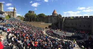 tournoi de la Citadelle - Carcassonne 2017