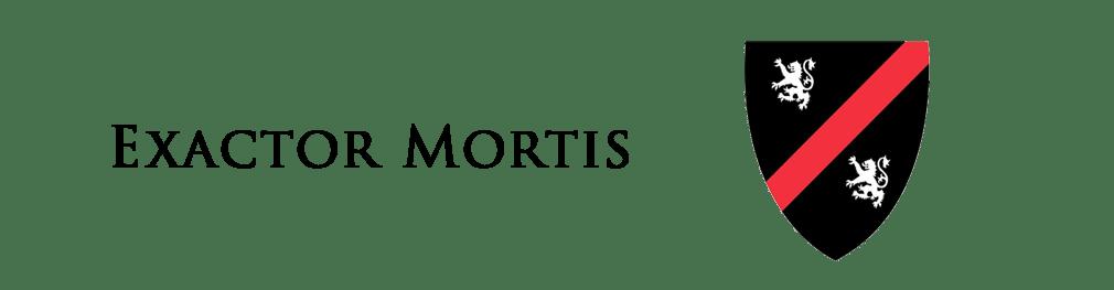 Exactor Mortis Behourd Equipe française de Behourd basée dans l'Aisne
