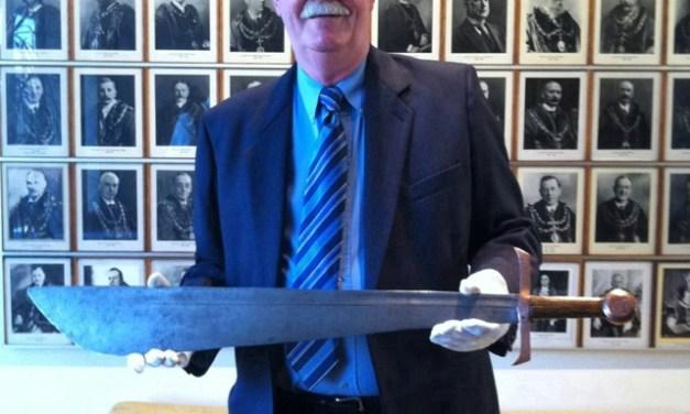 Le Fauchon : l'arme du noble qui sait se faire respecter