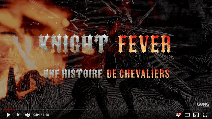 Knight Fever : la série qui fracasse