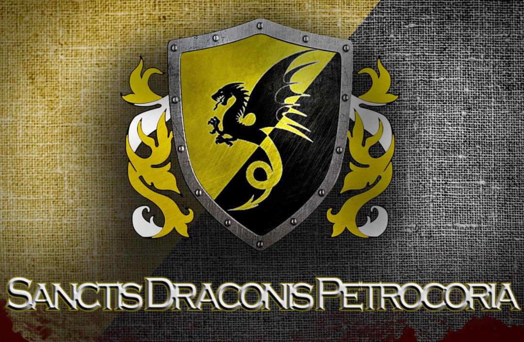 sanctis draconis petrocoria