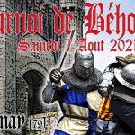 Tournoi de béhourd de Parthenay 2021 : la reprise