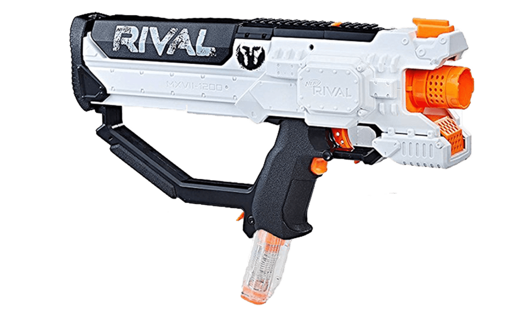 Nerf Rival - Nemesis MXVII-10K Blaster - Blue - Front_Zoom