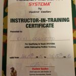 Diploma Istruttore in Training Systema