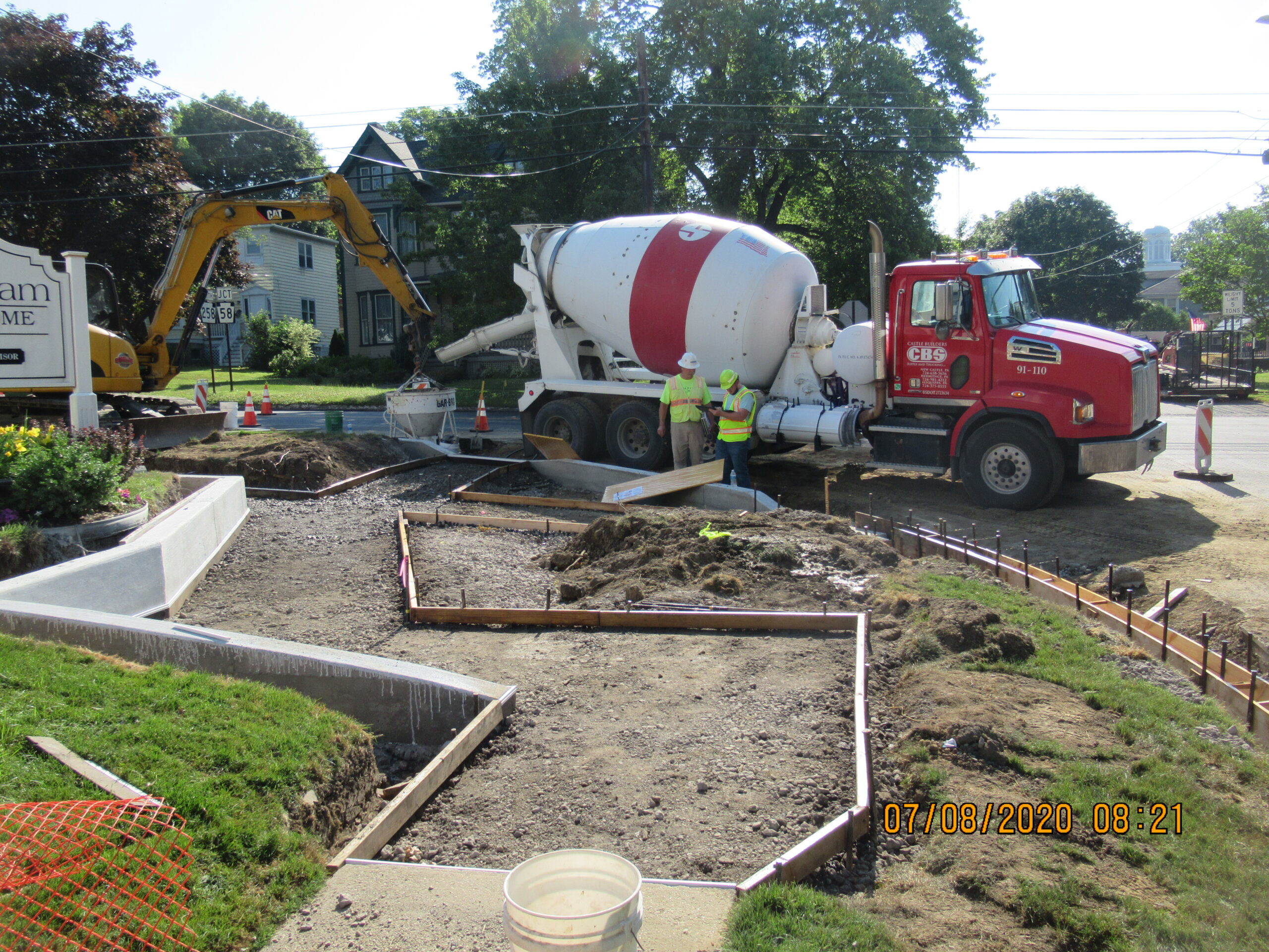 Combine Construction Inc.