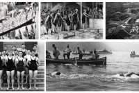 Sejarah olahraga renang