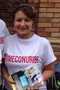 Tatiana Cabello Imagen tomada de congresovisible.org
