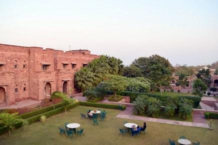 Bijolai Palace, A Treehouse Palace Hotel Jadhpur