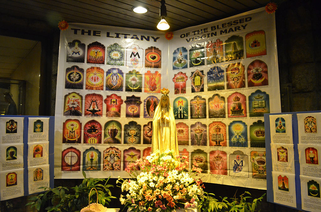 Reflections on the Litany of Mary (1)