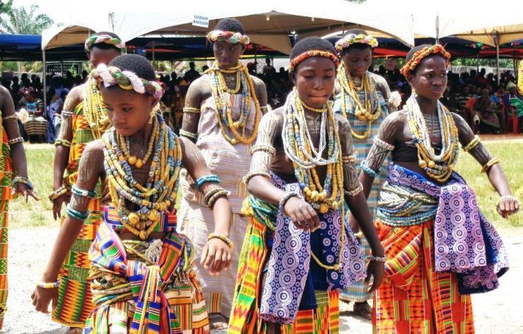 Ghana – Damba: A Thanksgiving Festival