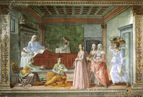 Lectio della Natività di San Giovanni Battista