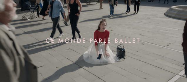 Repetto - Ce monde parle ballet / Drama