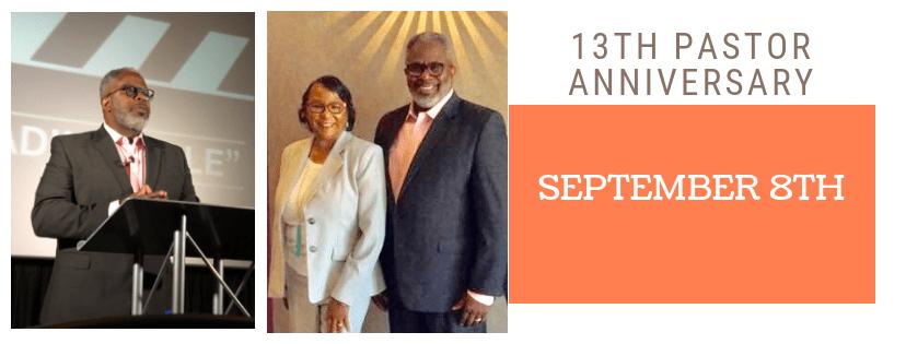 Tim Tooten Pastoral Anniversary
