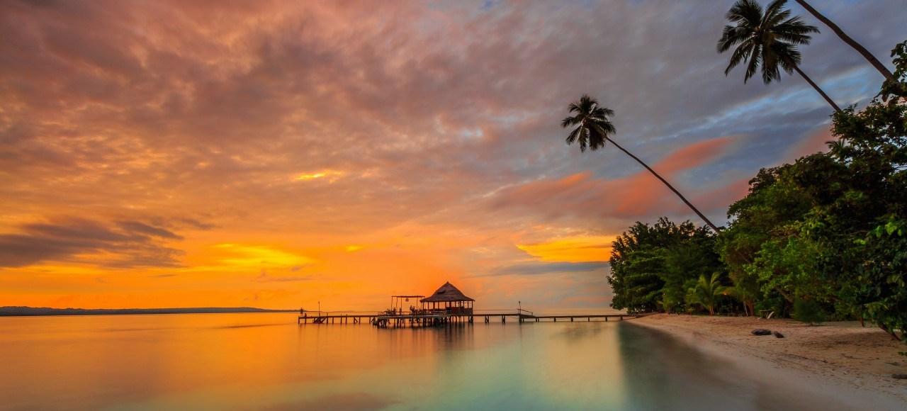 Viajes por las islas Banda en Indonesia