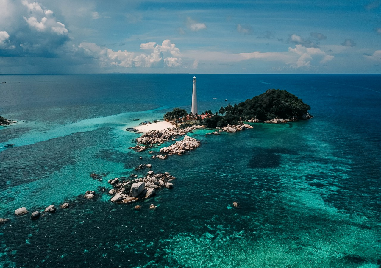 Belitung tours in Indonesia