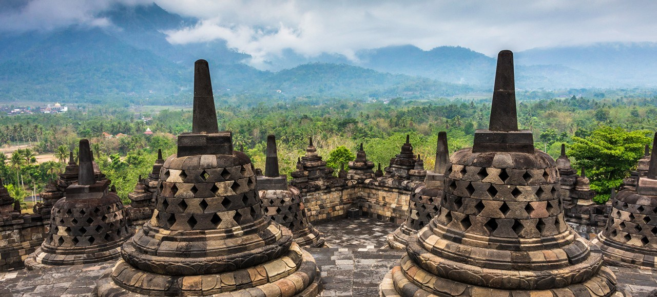 Java tours in Indoneisa
