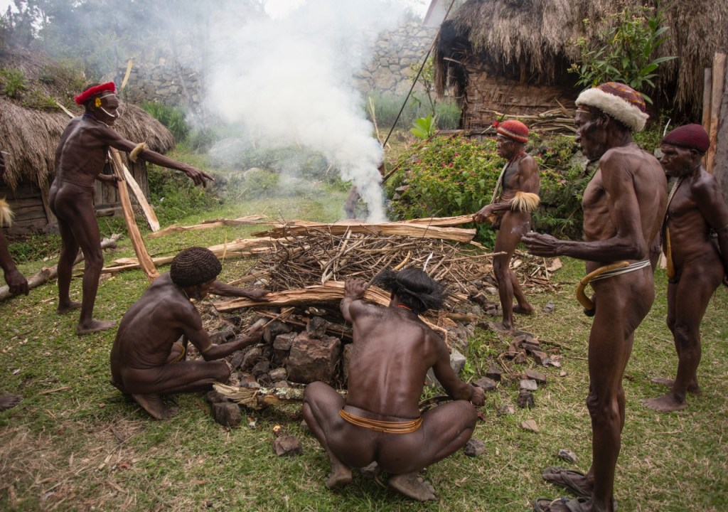 Tribes of Papua: Baliem Valley Papua
