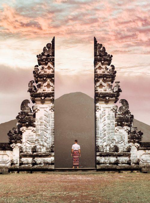 Mejores templos de Bali: Templo Lempuyang