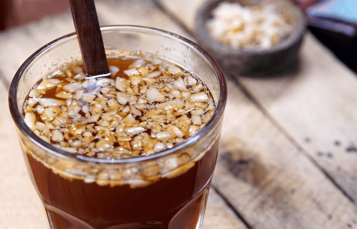 bebida indonesia: air guraka