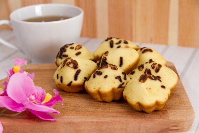 Traditional Indonesian food: kue cubit