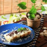 Traditional Indonesian food: Kue Pancong