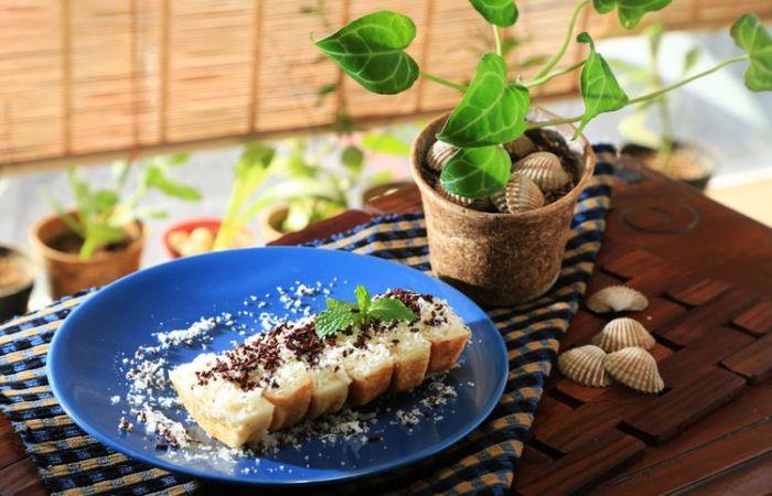 Comida tradicional de Indonesia: Kue Pancong
