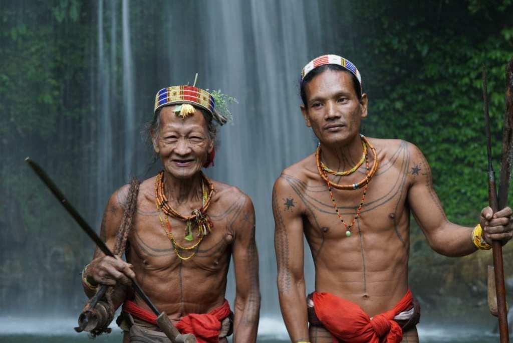 Mentawai island tribe indonesian sumatra