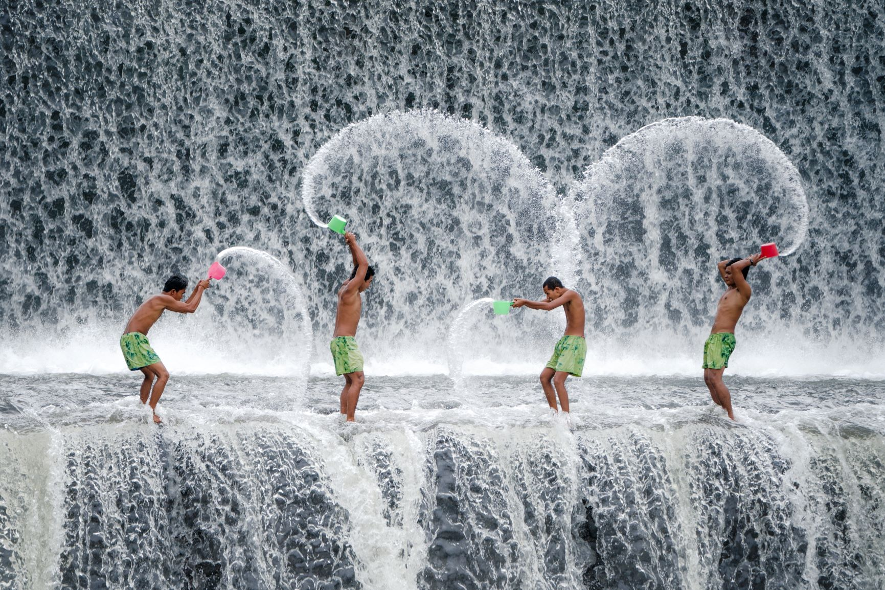best bali waterfalls