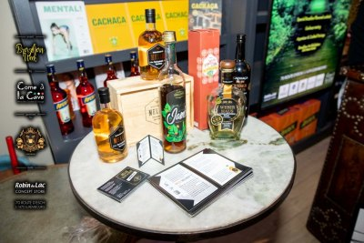 Brazilian Week - Come à la Cave - Wine Bar - Cocktail - Robin du Lac Concept Store - Luxembourg (1)