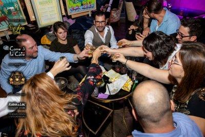 Brazilian Week - Come à la Cave - Wine Bar - Cocktail - Robin du Lac Concept Store - Luxembourg (62)