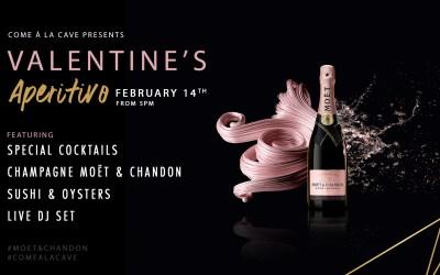 Valentine's Aperitivo