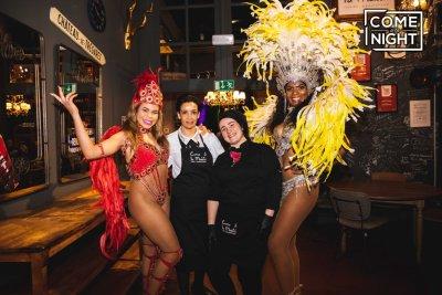 Brazilian Carnaval at Come à la Night - Come à la Cave - Robin du Lac Concept Store Luxembourg (57)