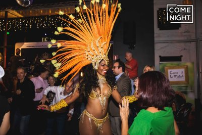 Brazilian Carnaval at Come à la Night - Come à la Cave - Robin du Lac Concept Store Luxembourg (89)