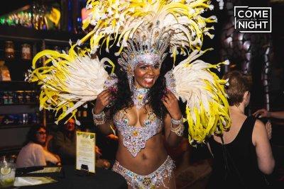 Brazilian Carnaval at Come à la Night - Come à la Cave - Robin du Lac Concept Store Luxembourg (9)
