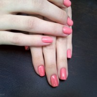 Manicure: Dior - Bouquet