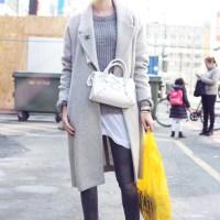 Streetstyle: Light shades of Chanel #Düsseldorf