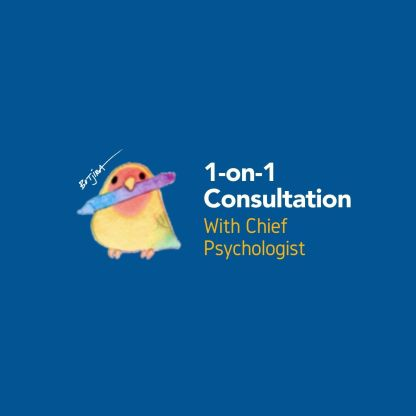 1-on-1 Consultation with Chief Psychologist