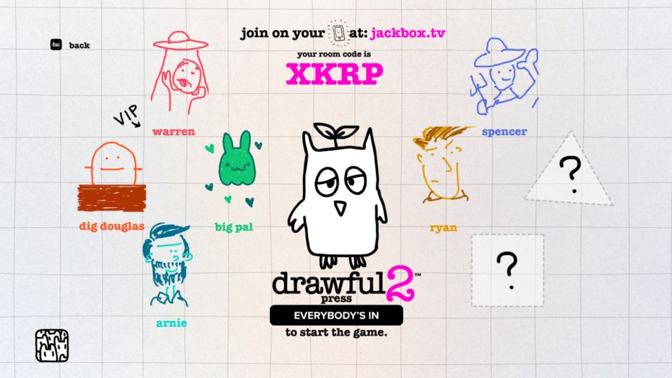 Drawful 2 from Steam