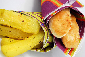 Copie de Nuggets de poulet panés à la purée (6)