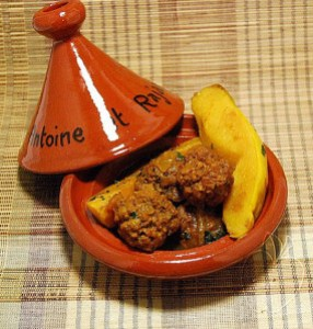 Tagine kefta coings (3)