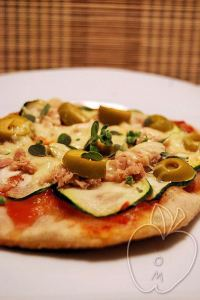 Pizza en una sartén (12)