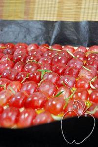 Pizza de uvas y aceite (dulce) (2)