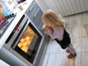 Cake salado de habitas tiernas y ricotta (3)
