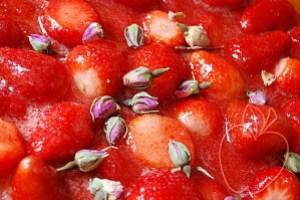 Mermelada de fresas y rosas (18)