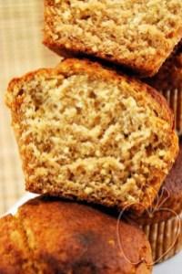 Muffins integrales de mijo y miel (14)