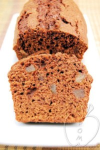 Cake de chocolate, especias y jengibre (9)